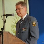 THW Vizepräsident Rainer Schwierczinski